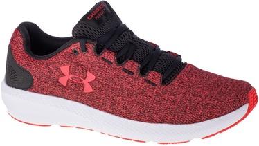 Спортивная обувь Under Armour, черный/красный, 44