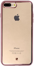 Just Must Mirror Back Cover For Apple iPhone 7 Plus Rose Gold