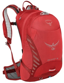 Osprey Escapist 18L Cayenne Red