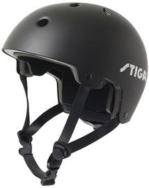Шлем Stiga Street RS, черный, L, 590 - 610 мм