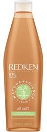 Šampūns Redken Nature + Science All Soft, 300 ml