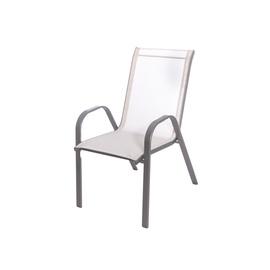 Sodo kėdė Pihapuu, balta
