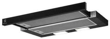 Iebūvēts tvaika nosūcējs Electrolux LFP316FB Black