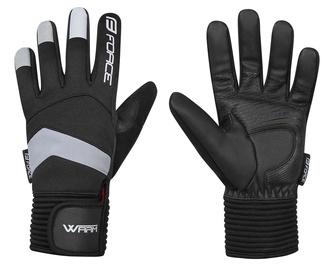 Перчатки Force Warm Winter Full Gloves Black M