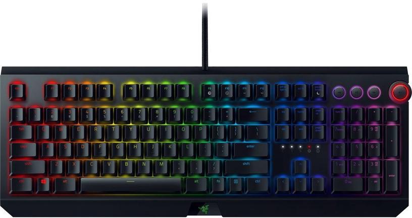 Razer BlackWidow Elite Mechanical Keyboard Orange US