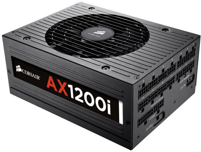 Maitinimo blokas (PSU) Corsair AX1200i Digital ATX2 80+ Platinum 1200 W