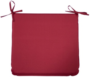 Home4you Chair Cover Ohio 43x38x2.5cm Dark Red