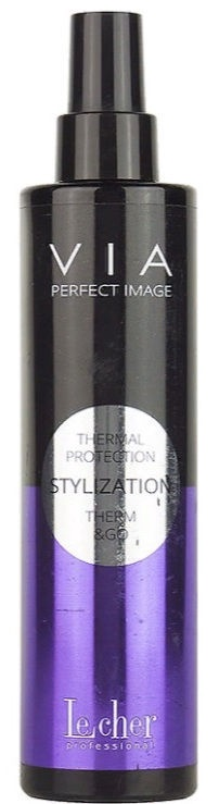LeCher Via Therm Go Thermal Protection Norishing Spray 250ml