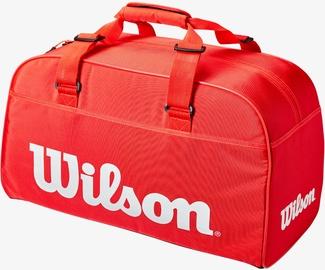Спортивная сумка Wilson Super Tour Small Duffel, красный
