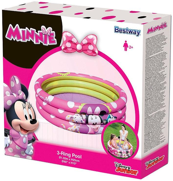 Bestway Inflatable Minnie Pool 91060