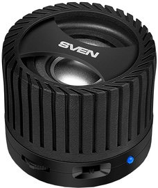 Belaidė kolonėlė Sven PS-40BL Bluetooth Speaker Black