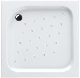 Schaedler Economic Shower Tray 80x16x80 Quad White (pažeista pakuotė)