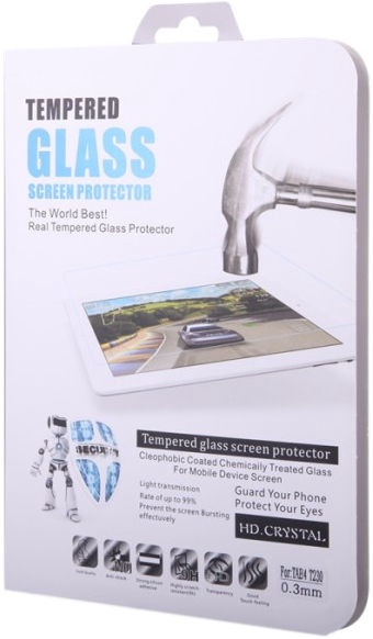 Global Technology Tempered Glass Screen Protector For iPad Mini/Mini 2