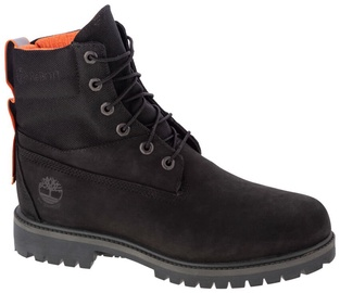 Timberland 6 Inch Treadlight Waterproof Rebotl Boot A2DPJ Black 44.5
