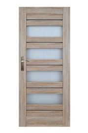 Vidaus durų varčia Etna, sonoma alksnio, dešininė, 64.4x203.5 cm