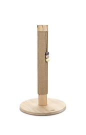 Beeztees Scratch Pole Wooden 40x40x70cm