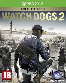 Watch Dogs 2 Gold Edition Incl. Season Pass Xbox One