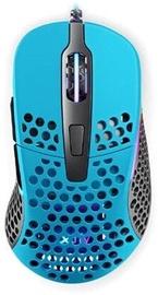Xtrfy M4 RGB Optical Gaming Mouse Miami Blue