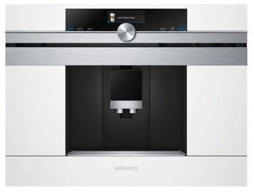 Iebūvēts kafijas automāts Siemens CT636LEW1