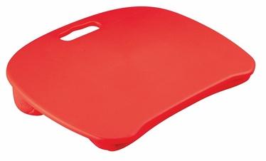 Kompiuterio staliukas B28, raudonas