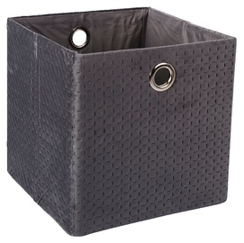 Home4you Yana Storage Box Dark Gray