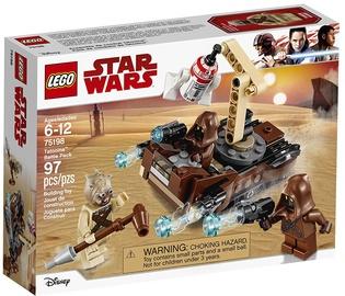 Конструктор LEGO Star Wars Tatooine Battle Pack 75198 75198, 97 шт.