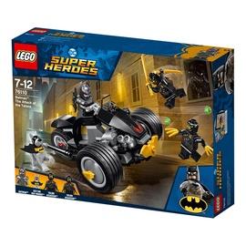 MÄNGUKLOTSID LEGO BLOCS HEROES 6110