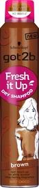 Schwarzkopf Got2b Dry Hair Shampoo 200ml