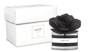 Muha Home Perfume w/ Rose Diffuser L16 Legni e Te 50ml