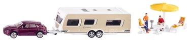 Siku Car With Caravan 2542