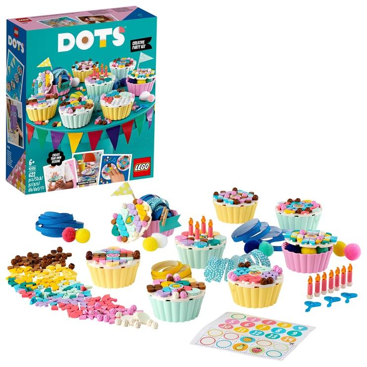Конструктор LEGO Dots Креативный набор для праздника 41926, 623 шт.