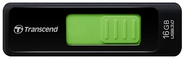 Transcend Jet Flash 760 16GB USB3.0 Black/Green