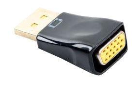 Lanberg Adapter Displayport / VGA Black