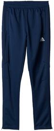 Adidas Tiro 17 Training Pants JR BQ2726 Blue 140cm