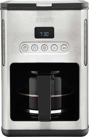 Krups Control Line Coffee Machine KM 442D Silver