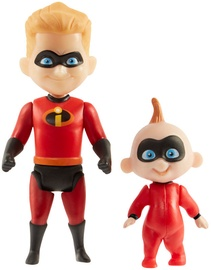 Jakks Pacifik Incredibles 2 Dash & Jack-Jack