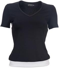 Bars Womens T-Shirt Black/White 50 XXL