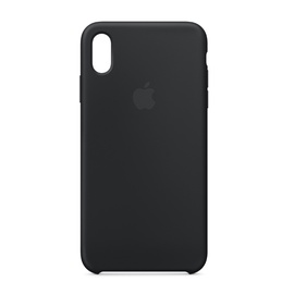CASE TELEPHONE IPHONE XMAX SILICON BLACK