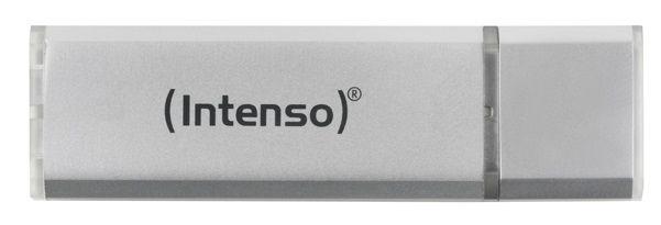USB atmintinė Intenso Ultra Aluminium, USB 3.0, 128 GB