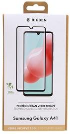 Защитное стекло Bigben Samsung Galaxy A41 Black, 9h