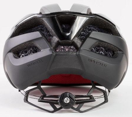 Шлем Bontrager Specter WaveCel, черный, M, 540 - 600 мм