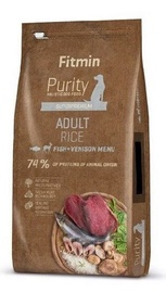 Fitmin Purity Adult Rice Fish & Venison 2kg