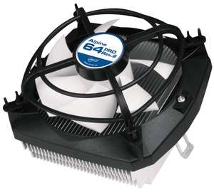 Arctic Alpine 64 Pro CPU Fan For AMD UCACO-A64D2-GBA01