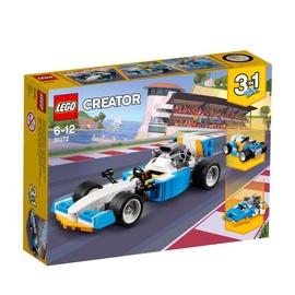 Konstruktor LEGO Creator, Ekstreemsed mootorid 31072