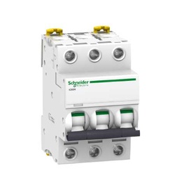 Automatinis jungiklis Schneider IC60N , 3P, C, 16A, 10kA