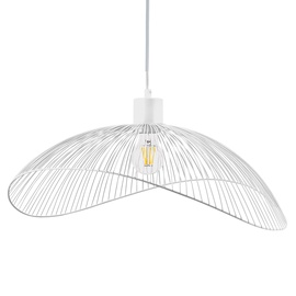 ActiveJet Holly 6 Ceiling Lamp E27 White