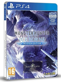 Monster Hunter World: Iceborne Master Edition Steelbook PS4
