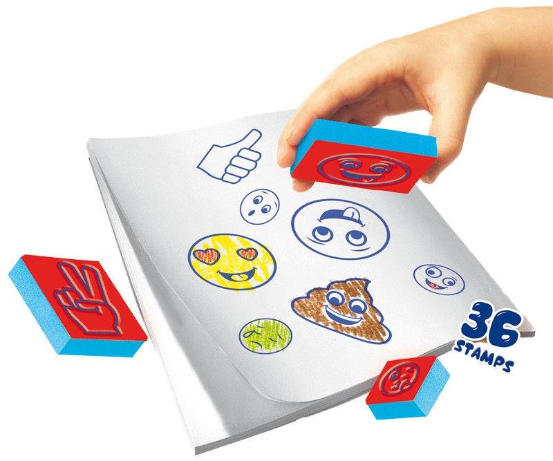 Antspaudukai SES Creative Emoticons 14961