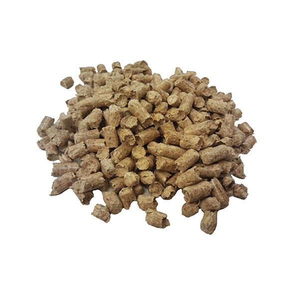 Medžio pjuvenų granulės, 6 mm, 15 kg
