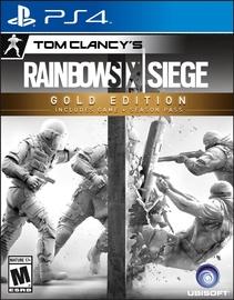 Tom Clancy's Rainbow Six: Siege Gold Edition PS4